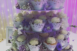 Cupcake Wedding cake - Copy - Copy