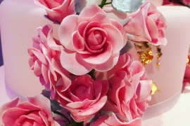 Close up of Sugar Roses - Copy